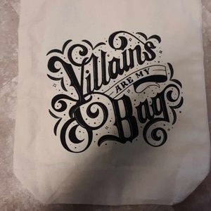 Illumicrate Villains Are My Bag Tote